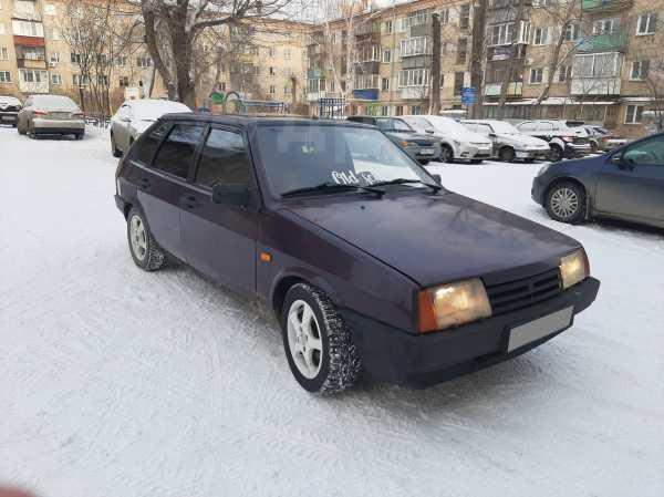 Лада 2109, 1990 год, 33 000 руб.