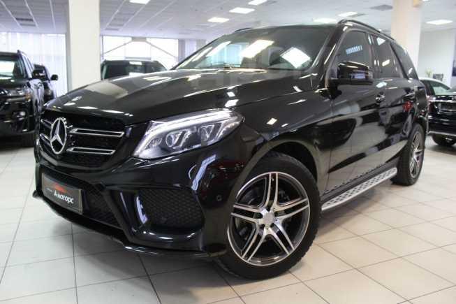Mercedes-Benz GLE, 2017 год, 3 250 000 руб.
