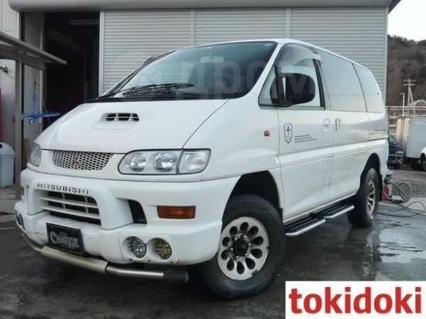 Mitsubishi Delica, 1999 год, 380 000 руб.