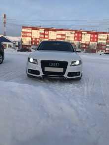 Ноябрьск Audi A4 2011