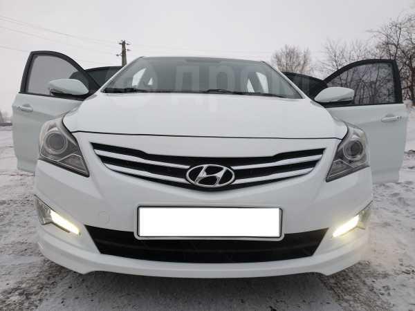 Hyundai Solaris, 2014 год, 620 000 руб.
