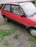 Subaru Justy, 1990 год, 20 000 руб.