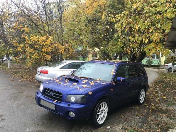 Subaru Forester, 2003 год, 480 000 руб.