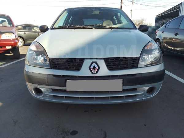 Renault Clio, 2002 год, 145 000 руб.