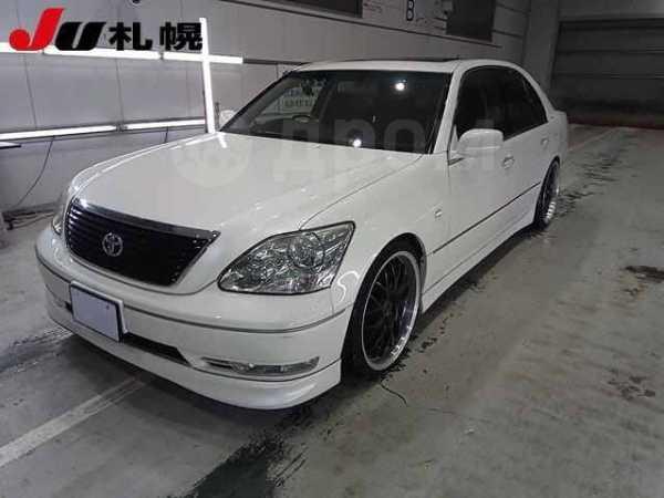Toyota Celsior, 2004 год, 310 000 руб.
