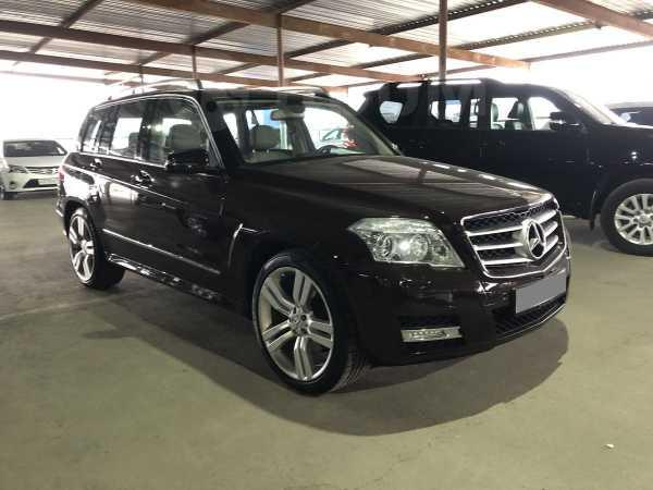 Mercedes-Benz GLK-Class, 2011 год, 820 000 руб.