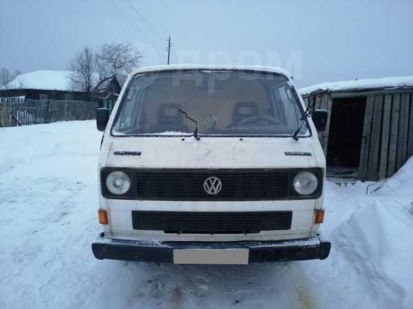 Volkswagen Transporter, 1989 год, 140 000 руб.
