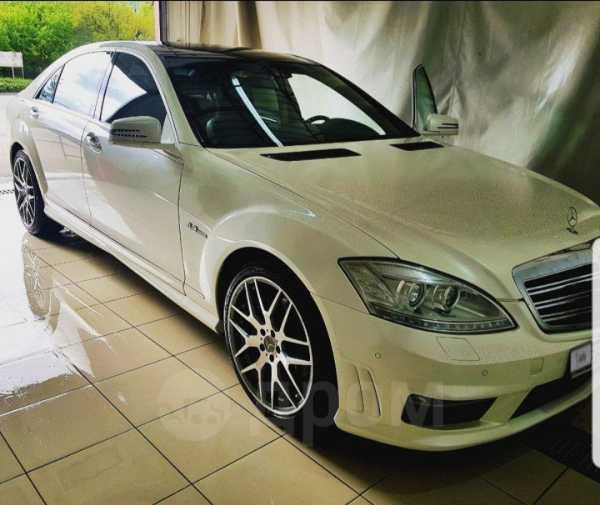 Mercedes-Benz S-Class, 2011 год, 1 190 000 руб.