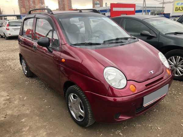 Daewoo Matiz, 2006 год, 122 000 руб.