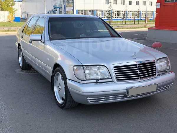 Mercedes-Benz S-Class, 1998 год, 950 000 руб.