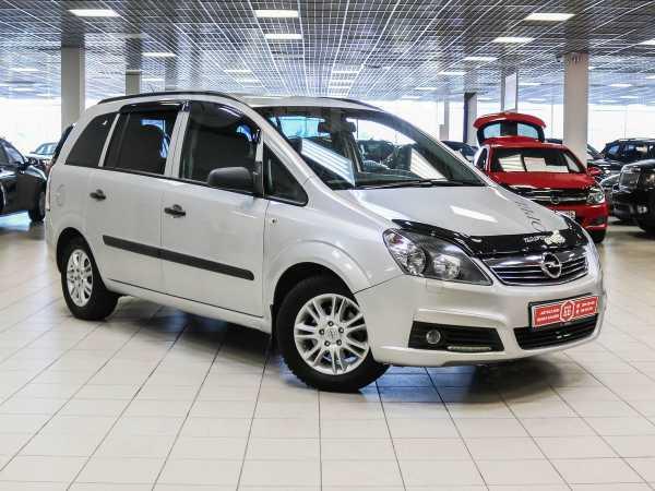 Opel Zafira, 2007 год, 373 000 руб.