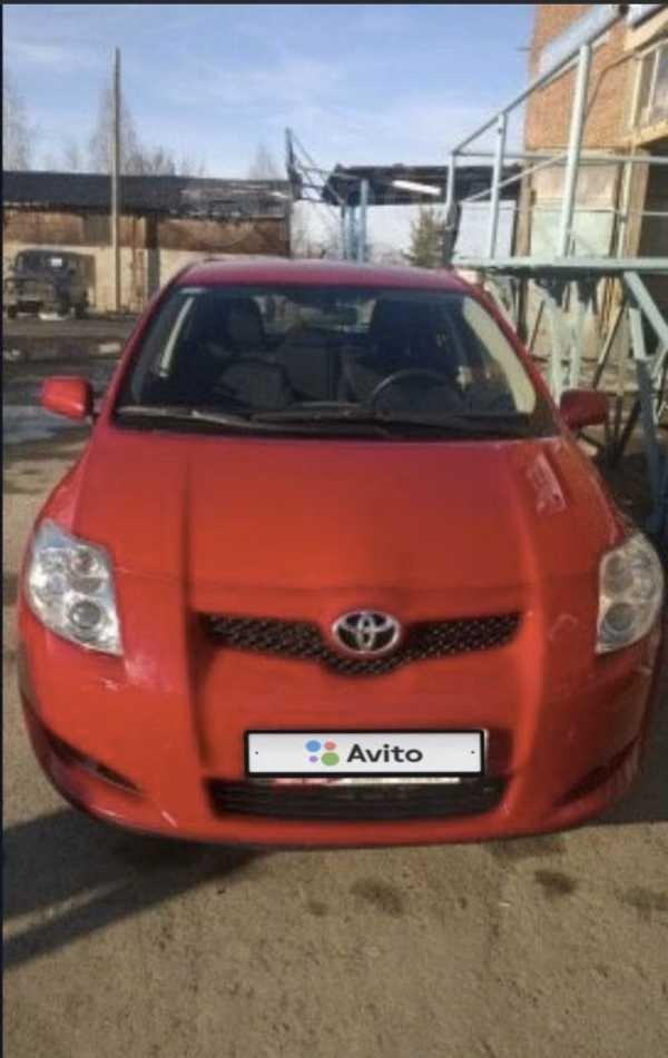 Toyota Auris, 2009 год, 449 000 руб.