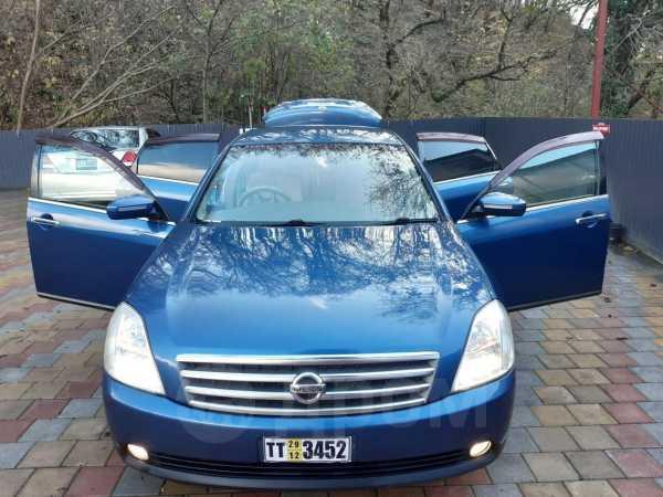 Nissan Teana, 2003 год, 325 000 руб.