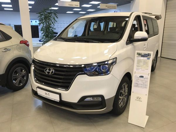Hyundai H1, 2018 год, 2 195 000 руб.