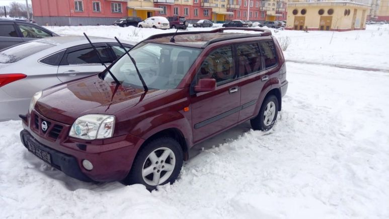 Nissan X-Trail, 2003 год, 425 000 руб.