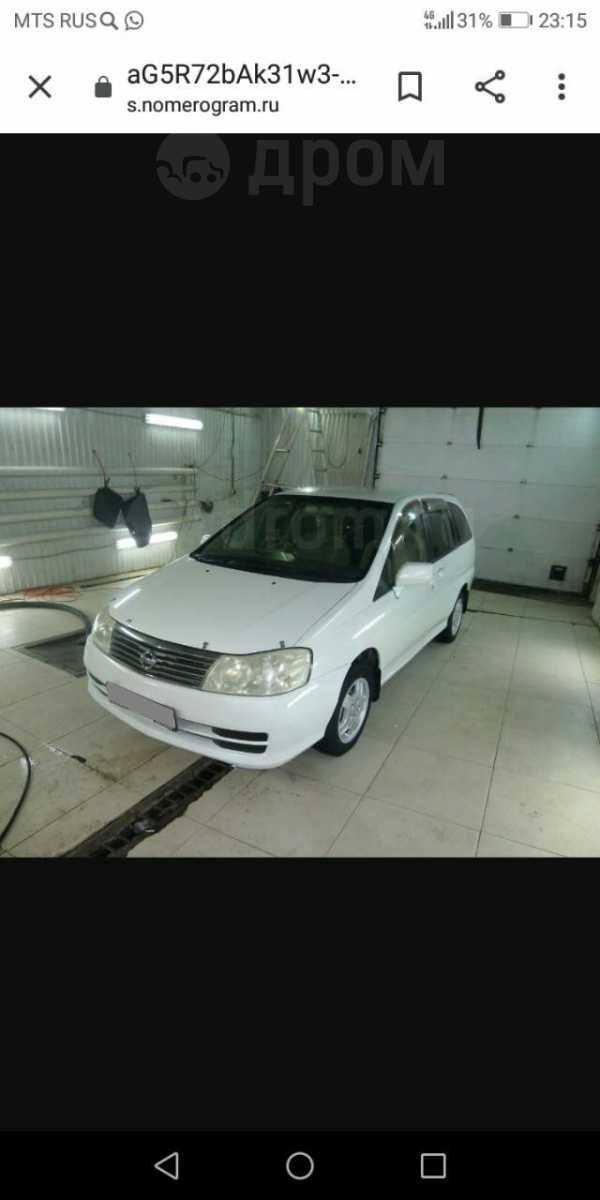 Nissan Liberty, 2001 год, 200 000 руб.