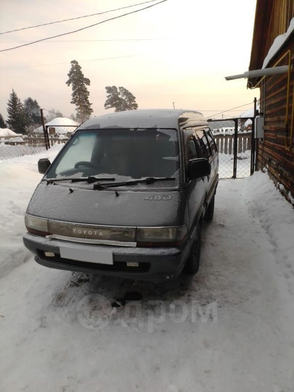 Toyota Town Ace, 1991 год, 80 000 руб.