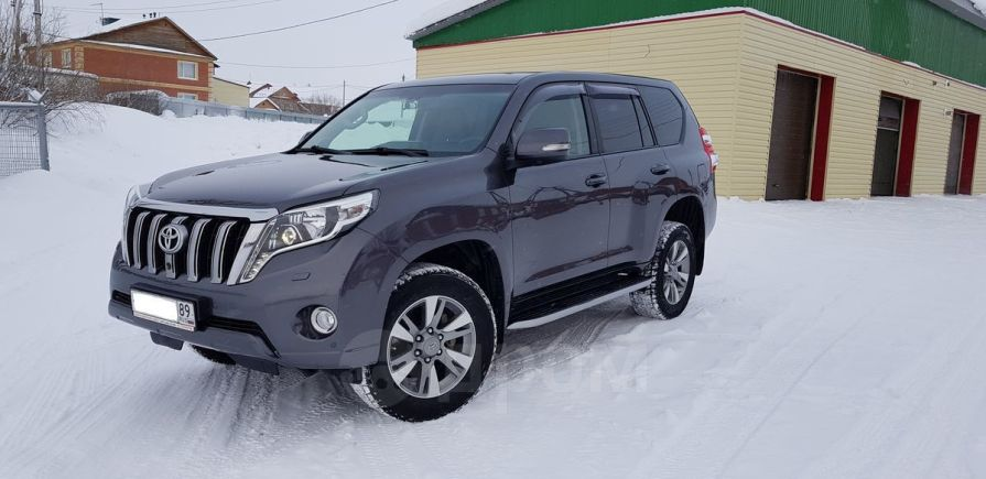 Toyota Land Cruiser Prado, 2013 год, 2 300 000 руб.