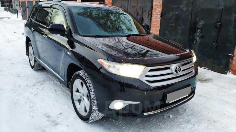 Toyota Highlander, 2011 год, 1 199 000 руб.