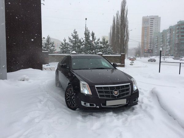 Cadillac CTS, 2008 год, 420 000 руб.
