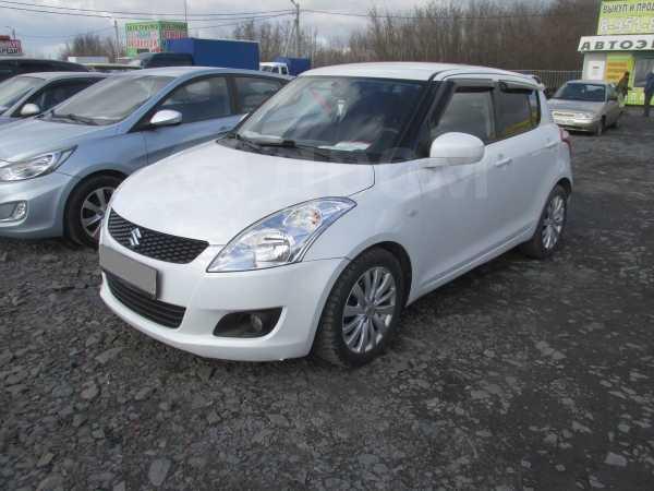 Suzuki Swift, 2011 год, 495 000 руб.