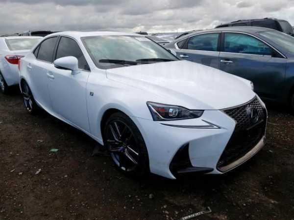 Lexus IS300, 2018 год, 1 690 000 руб.