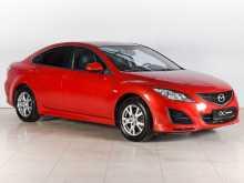 Воронеж Mazda6 2011