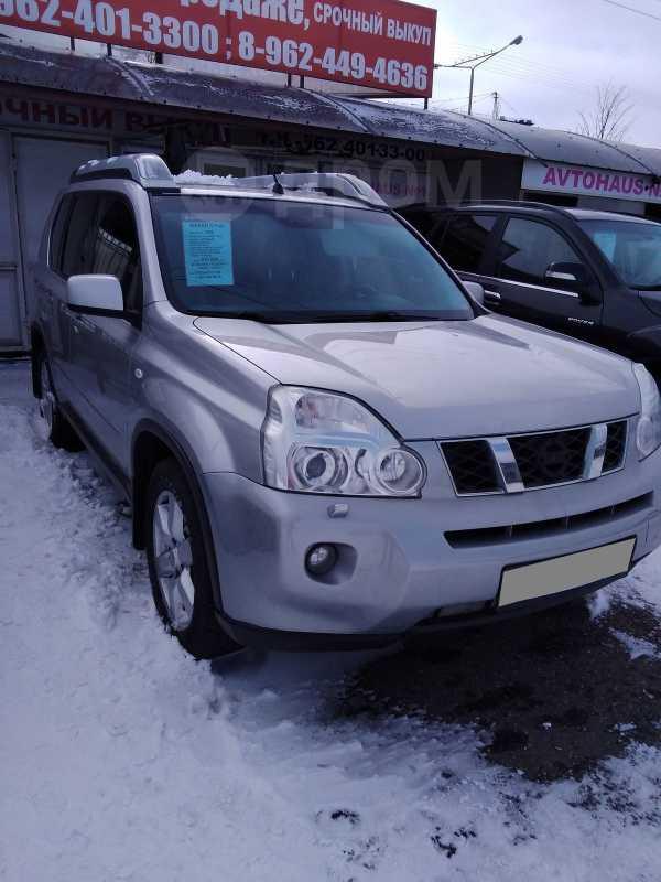 Nissan X-Trail, 2008 год, 610 000 руб.