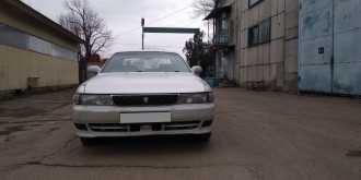 Новотитаровская Chaser 1995