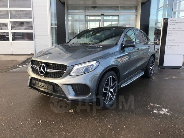 Mercedes-Benz GLE Coupe, 2017 год, 3 790 000 руб.