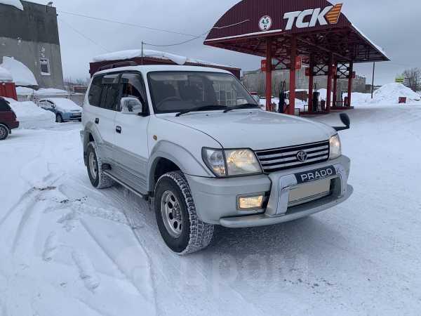 Toyota Land Cruiser Prado, 1999 год, 910 000 руб.