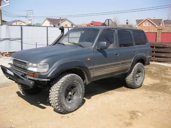 Toyota Land Cruiser, 1991 год, 710 000 руб.