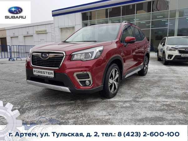 Subaru Forester, 2020 год, 2 883 900 руб.