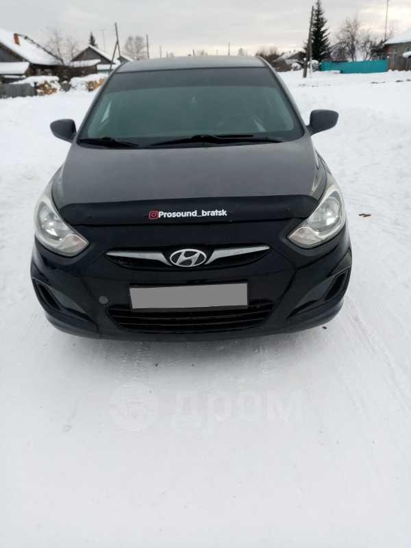 Hyundai Solaris, 2012 год, 385 000 руб.