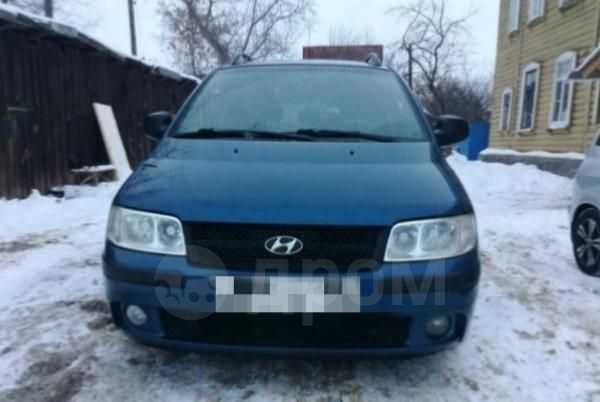 Hyundai Matrix, 2006 год, 240 000 руб.
