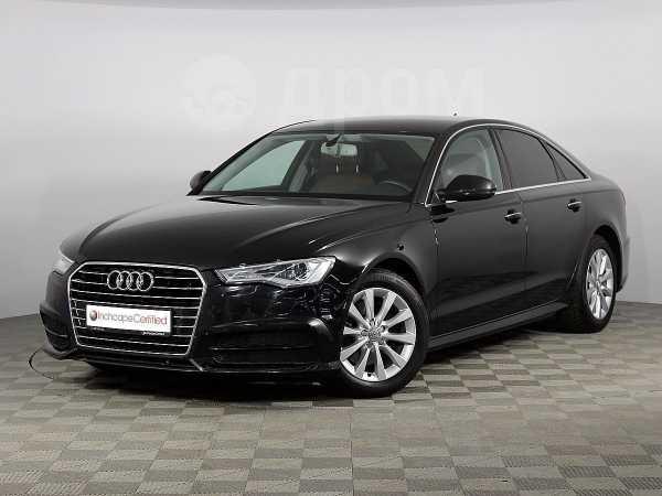 Audi A6, 2017 год, 1 157 000 руб.