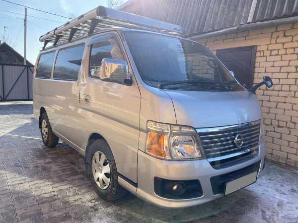 Nissan Caravan, 2010 год, 930 000 руб.
