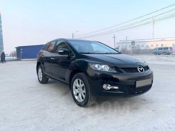 Mazda CX-7, 2007 год, 445 000 руб.
