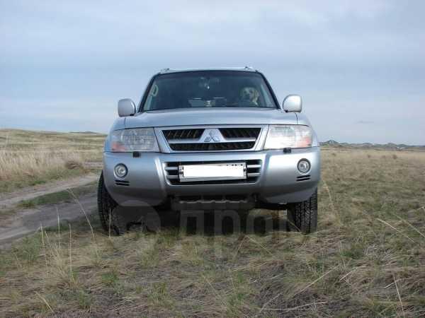 Mitsubishi Pajero, 2003 год, 650 000 руб.