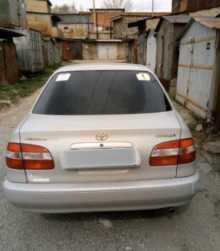 Калниболотская Corolla 2000