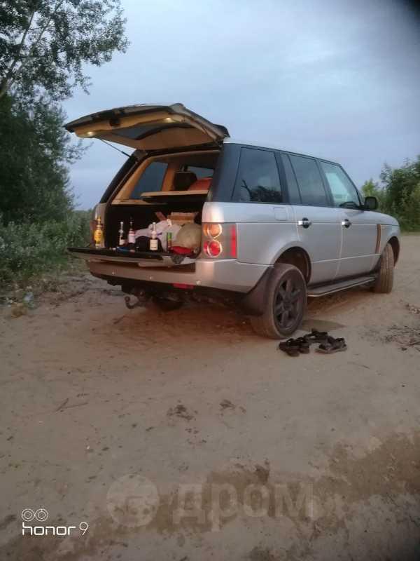 Land Rover Range Rover, 2003 год, 600 000 руб.