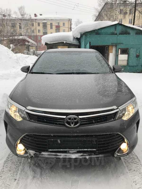 Toyota Camry, 2015 год, 1 090 000 руб.