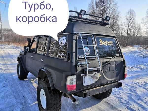 Nissan Safari, 1992 год, 720 000 руб.