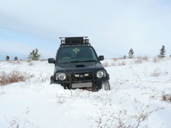 Suzuki Jimny, 2002 год, 265 000 руб.
