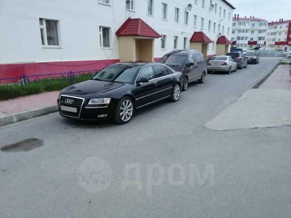Audi A8, 2008 год, 790 000 руб.