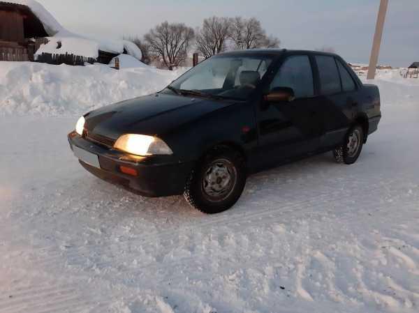 Suzuki Swift, 1992 год, 38 000 руб.