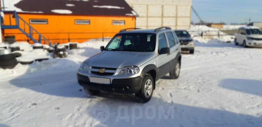 Chevrolet Niva, 2018 год, 585 000 руб.