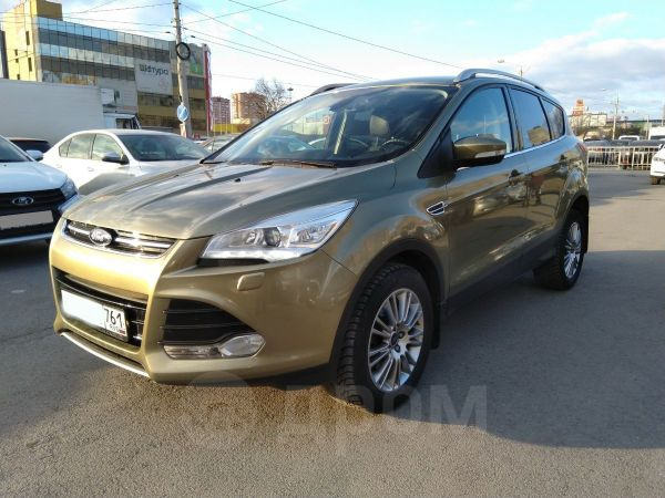 Ford Kuga, 2013 год, 780 000 руб.