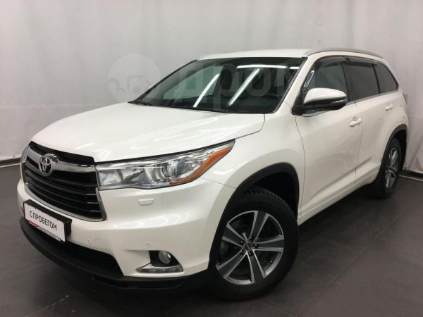 Toyota Highlander, 2014 год, 2 029 000 руб.