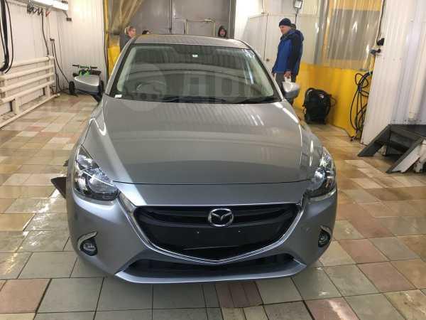 Mazda Demio, 2016 год, 540 000 руб.